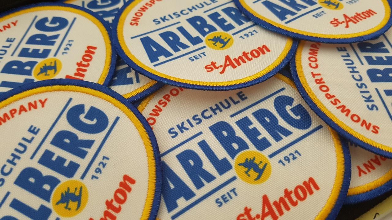arlberg-aufnaeher
