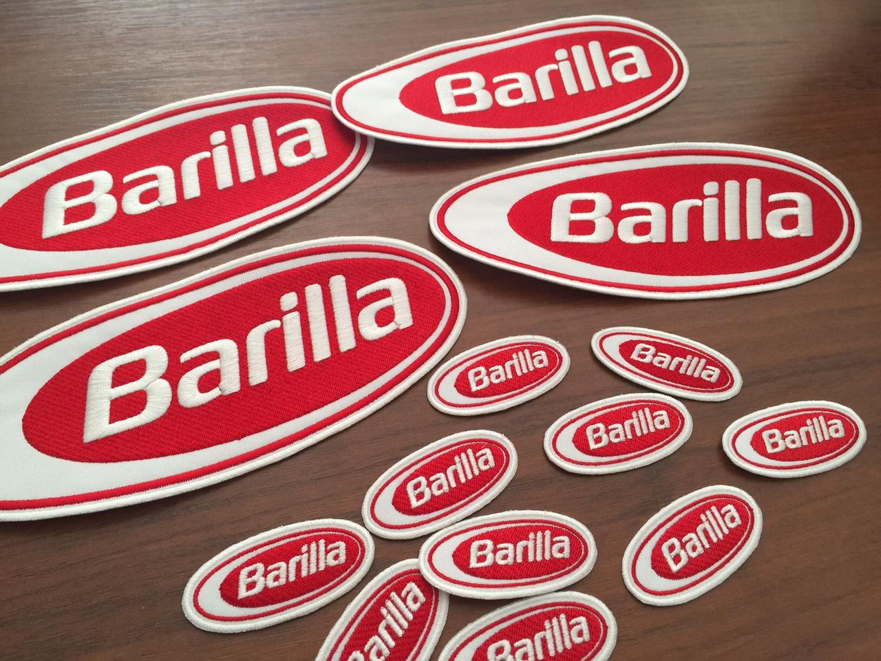 patch-barilla-logo